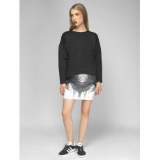 Black Structured sweatshirt