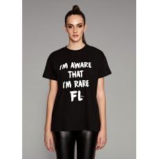 Rare black T-shirt