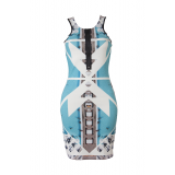 PORTO HELI BODYCON DRESS