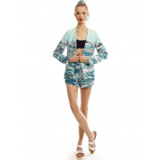 Crystal sea  jacket