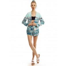 Crystal sea shorts